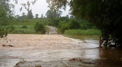 Bão Sơn Tinh: 2 người tử vong do mưa lũ tại Hà Tĩnh - Ảnh 2