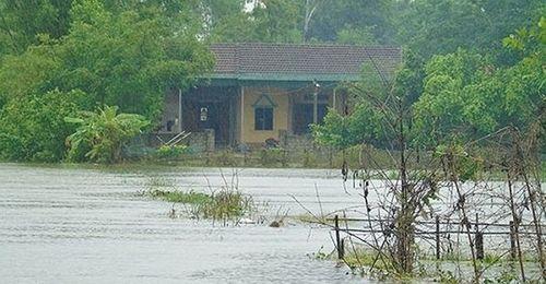 Bão Sơn Tinh: 2 người tử vong do mưa lũ tại Hà Tĩnh - Ảnh 1