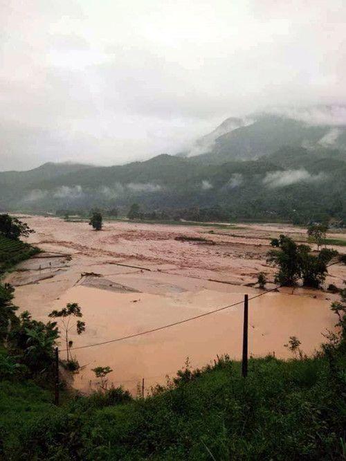 24 người chết và mất tích, thiệt hại 200 tỷ đồng do mưa lũ tại Yên Bái - Ảnh 1