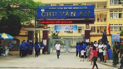 Hôm nay (21/7), công bố kết quả rà soát điểm thi bất thường ở Lạng Sơn - Ảnh 2
