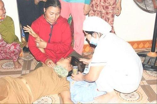 Vụ tai nạn 13 người chết ở Quảng Nam: Xót xa khăn tang dọc trắng thôn Lương Điền - Ảnh 5