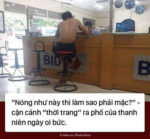 Cười rớt nước mắt với loạt ảnh chế nắng nóng ở Hà Nội của cư dân mạng - Ảnh 3
