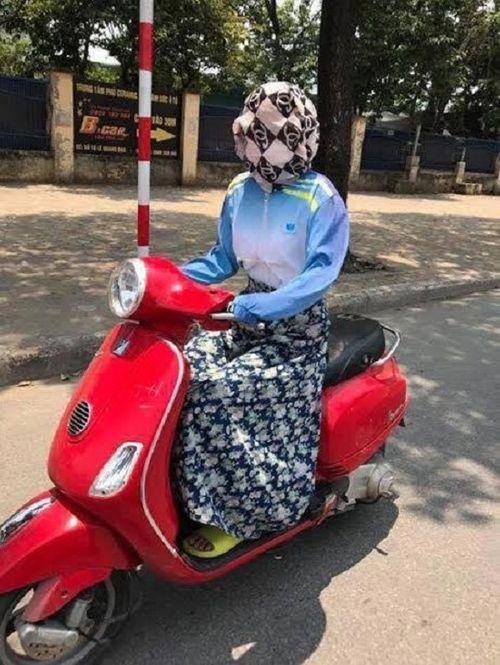 Cười rớt nước mắt với loạt ảnh chế nắng nóng ở Hà Nội của cư dân mạng - Ảnh 7