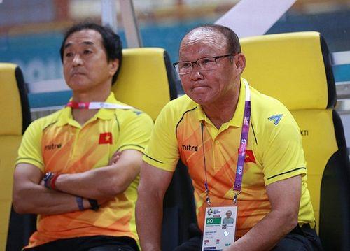 """HLV Park Hang Seo """"ngó lơ"""" Hàn Quốc và Malaysia để thị sát đối thủ tại tứ kết ASIAD - Ảnh 1"""