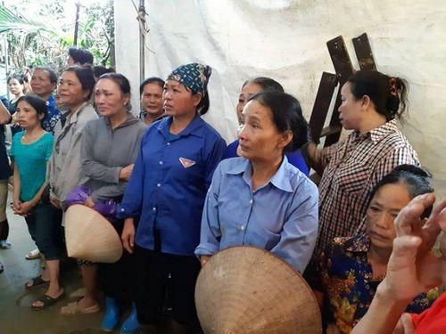 Vụ 2 vợ chồng bị giết hại tại Hưng Yên: Xót xa cảnh người đầu bạc tiễn kẻ đầu xanh - Ảnh 2