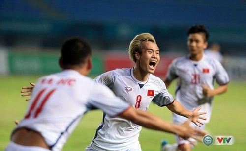 Đội hình ra sân Olympic Việt Nam vs Olympic UAE: Minh Vương tiếp tục tỏa sáng? - Ảnh 2