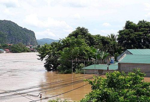 13 người chết và mất tích, gần 6.500 ngôi nhà bị ngập do mưa lũ tại Thanh Hóa - Ảnh 1