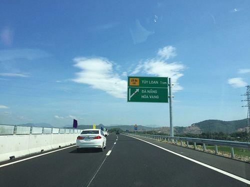 Chính thức thông xe cao tốc Đà Nẵng - Quảng Ngãi vào ngày Quốc khánh - Ảnh 2