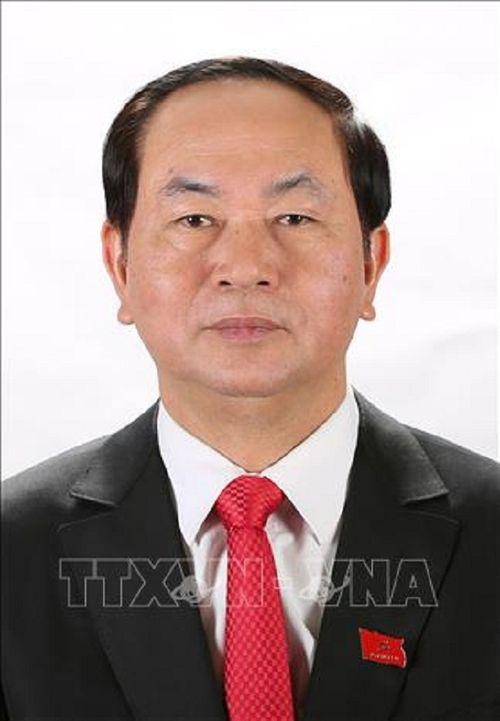 Chủ tịch nước Trần Đại Quang luôn dành tấm lòng yêu thương cho thiếu niên, nhi đồng - Ảnh 1