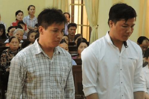Nguyên trung úy công an lãnh 18 năm tù về tội giết người - Ảnh 1