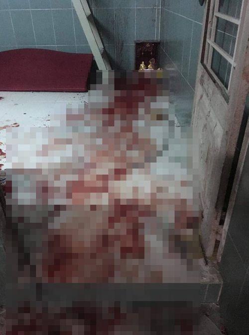 Vụ 4 thanh niên bị chém gục trong phòng trọ: Bắt được 2 nghi phạm gây án - Ảnh 2