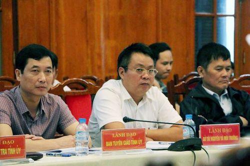Ông Phạm Sỹ Quý chuyển công tác về Hà Nội từ đầu năm 2019 - Ảnh 1