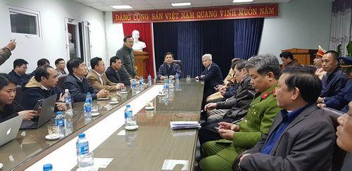 Bộ trưởng GTVT chủ trì họp báo vụ tai nạn kinh hoàng 8 người chết tại Hải Dương - Ảnh 2