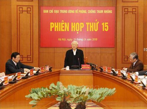"""Tổng Bí thư, Chủ tịch nước Nguyễn Phú Trọng: Xây dựng cơ chế phòng ngừa chặt chẽ để """"không thể tham nhũng"""" - Ảnh 3"""