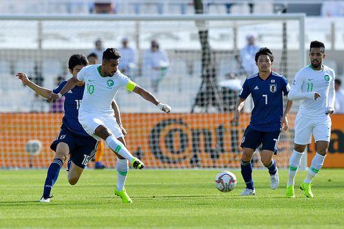"""Nhật Bản 1-0 Saudi Arabia: Việt Nam gặp """"Samurai xanh"""" tại tứ kết Asian Cup 2019 - Ảnh 1"""
