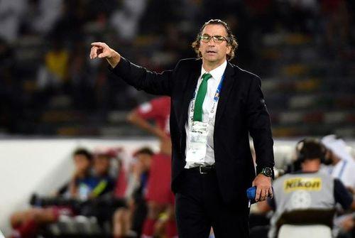 """Thất bại trước """"Samurai xanh"""", HLV Saudi Arabia Juan Antonio Pizzi tuyên bố từ chức - Ảnh 1"""
