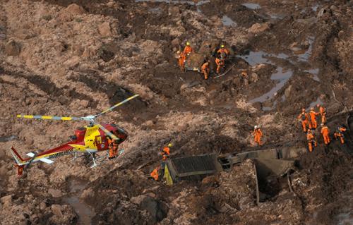 Brazil: Vỡ đập tại mỏ sắt, hàng chục người chết, gần 200 người mất tích - Ảnh 2