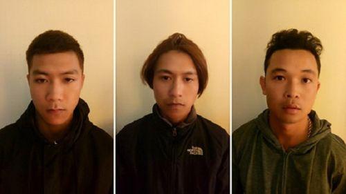 Vụ 6 thanh niên bị chém trọng thương trong quán cà phê: Đã bắt được 4 đối tượng gây án - Ảnh 2