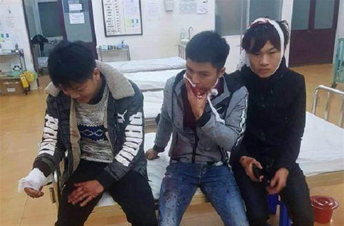 Vụ 6 thanh niên bị chém trọng thương trong quán cà phê: Đã bắt được 4 đối tượng gây án - Ảnh 3
