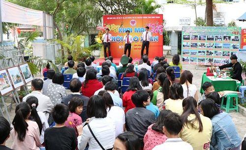 Ninh Thuận: Náo nức khai mạc Hội Báo xuân Kỷ Hợi 2019 - Ảnh 1