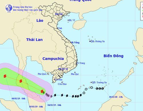 Dự báo thời tiết ngày 4/1/2019: Hà Nội ấm dần sau đợt rét kỷ lục, cảnh báo mưa về đêm - Ảnh 1
