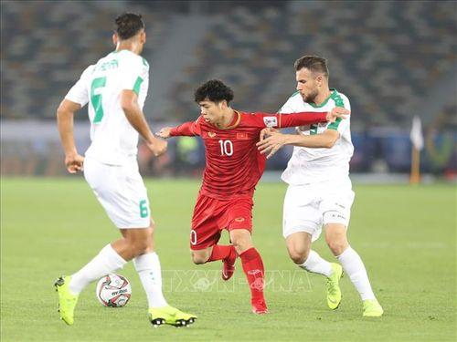 """5 điểm """"nóng"""" trong trận đấu đầy kịch tính giữa Việt Nam và Iraq tại Asian Cup 2019 - Ảnh 2"""