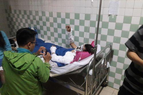 Vụ Việt kiều Canada bị tạt axit, cắt gân chân: Ám ảnh 20 giây gây án của hung thủ - Ảnh 1