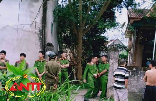 Vụ nhóm buôn ma túy ôm súng cố thủ trong xe ô tô ở Hà Tĩnh: Bắt thêm 4 đối tượng - Ảnh 1