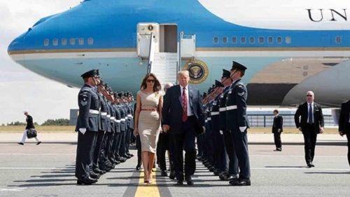 Chi phí 'khủng' cho các chuyến công du của ông Trump - Ảnh 2