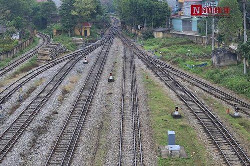 Cận cảnh cung đường sắt đón tàu bọc thép của nhà lãnh đạo Triều Tiên Kim Jong-un - Ảnh 3