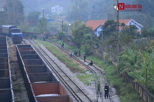 Cận cảnh cung đường sắt đón tàu bọc thép của nhà lãnh đạo Triều Tiên Kim Jong-un - Ảnh 4
