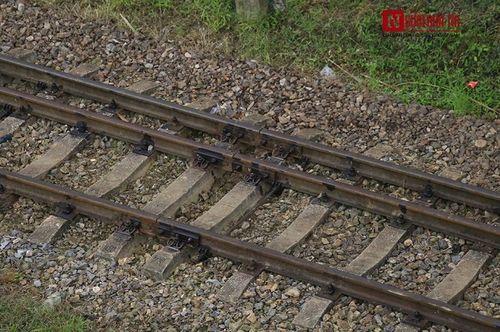 Cận cảnh cung đường sắt đón tàu bọc thép của nhà lãnh đạo Triều Tiên Kim Jong-un - Ảnh 5