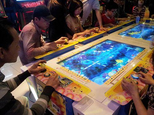 Tây Ninh: Triệt phá tụ điểm tổ chức đánh bạc núp bóng game bắn cá dịp Tết - Ảnh 2
