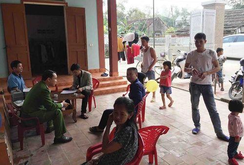 Vụ trộm cắp hàng loạt ở Hà Tĩnh: Gần 2 ngày truy bắt đối tượng gây án - Ảnh 2