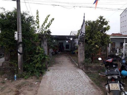 Quảng Nam: Làm rõ vụ người đàn ông tự thiêu ngoài đồng - Ảnh 1