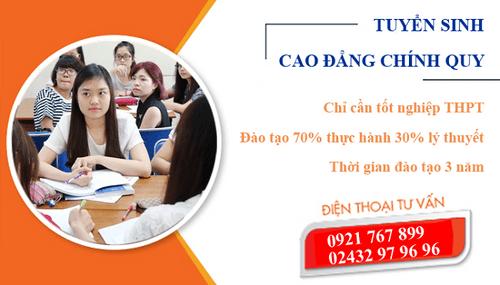 Cao đẳng Hùng Vương Hà Nội miễn 100% học phí năm 2019 - Ảnh 2