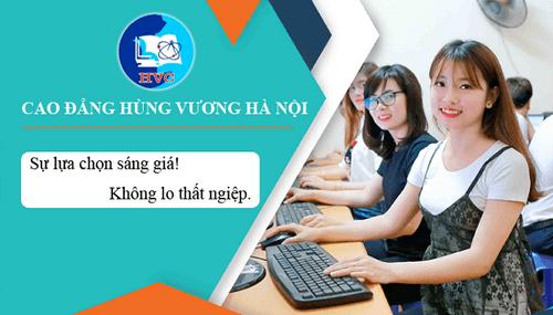 Cao đẳng Hùng Vương Hà Nội miễn 100% học phí năm 2019 - Ảnh 3