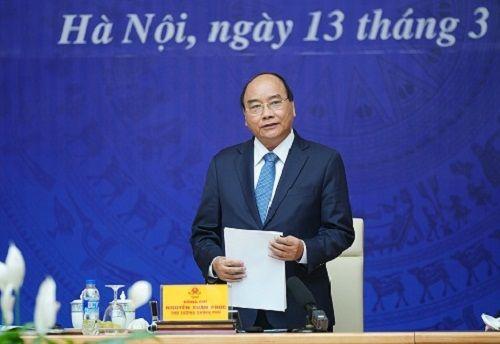 Thủ tướng: Chớp thời cơ thuận lợi để phát triển đất nước - Ảnh 1