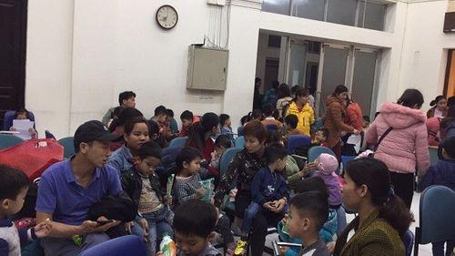 Vụ hàng loạt học sinh nhiễm sán lợn ở Bắc Ninh: Công an khẩn trương vào cuộc điều tra - Ảnh 1