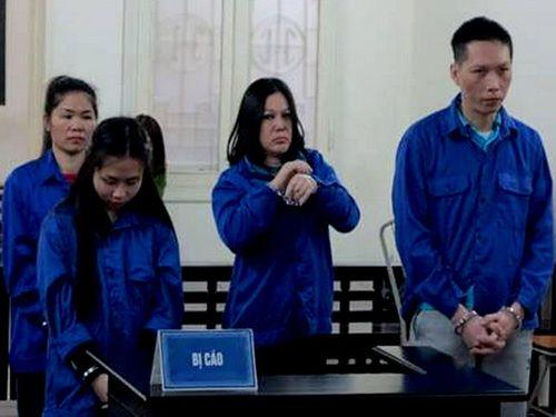 Vụ đường dây buôn bán ma túy xuyên quốc gia: 3 bị cáo lãnh án tử, 1 người chung thân - Ảnh 1