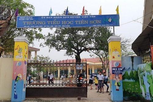Đề nghị cấm giảng dạy dưới mọi hình thức đối với thầy giáo bị tố dâm ô học sinh ở Bắc Giang - Ảnh 1