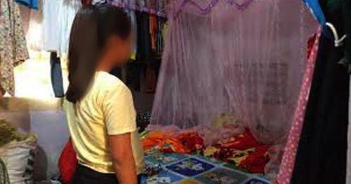 Thắt lòng trước hoàn cảnh gia đình của bé gái thiểu năng bị hàng xóm hiếp dâm - Ảnh 1