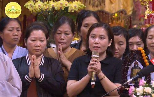"""Phỏng vấn các """"nhân chứng"""" xuất hiện trong buổi livestream tại chùa Ba Vàng - Ảnh 1"""