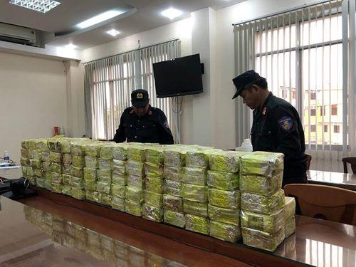 Vụ triệt phá đường dây buôn bán ma túy xuyên quốc gia: Thu giữ thêm hơn 270kg - Ảnh 1