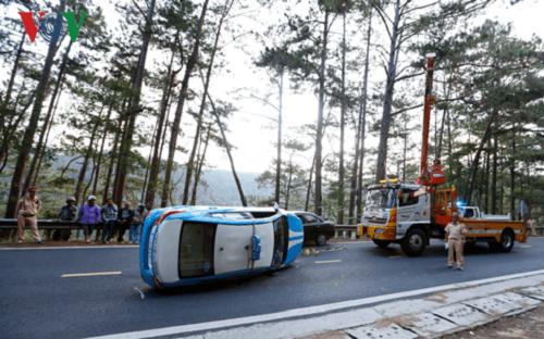 Tin tai nạn giao thông mới nhất ngày 26/3/2019: Va chạm với xe bồn, người phụ nữ đi bán rau tử vong - Ảnh 2