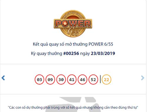 Kết quả xổ số Vietlott hôm nay 26/3/2019: Ai sẽ là chủ nhân giải Jackpot hơn 85 tỷ đồng? - Ảnh 1