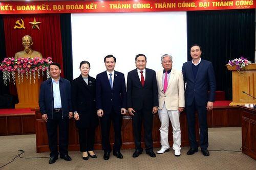 Ông Vũ Văn Tiến giữ chức Trưởng Ban Tuyên giáo UBTƯ MTTQ Việt Nam - Ảnh 4