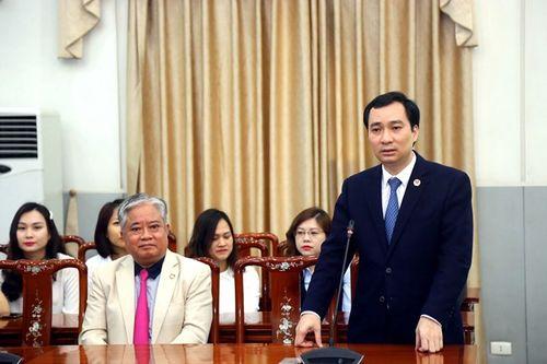 Ông Vũ Văn Tiến giữ chức Trưởng Ban Tuyên giáo UBTƯ MTTQ Việt Nam - Ảnh 5