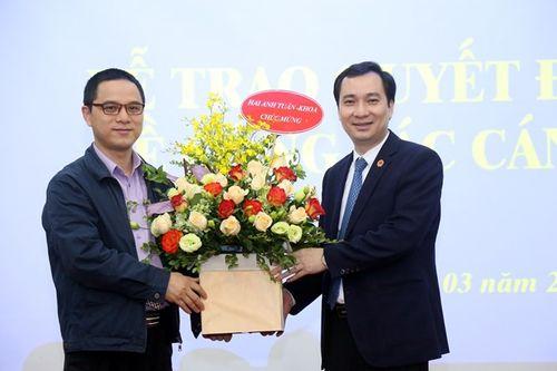 Ông Vũ Văn Tiến giữ chức Trưởng Ban Tuyên giáo UBTƯ MTTQ Việt Nam - Ảnh 7