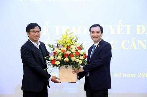 Ông Vũ Văn Tiến giữ chức Trưởng Ban Tuyên giáo UBTƯ MTTQ Việt Nam - Ảnh 8